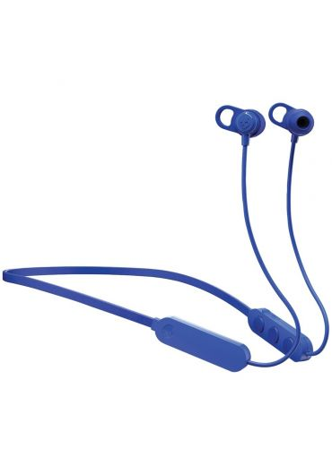 Casti Jib+ Wireless In-Ear Earbuds with Microphone - Blue and Black