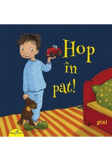 Pixi. Hop in pat!