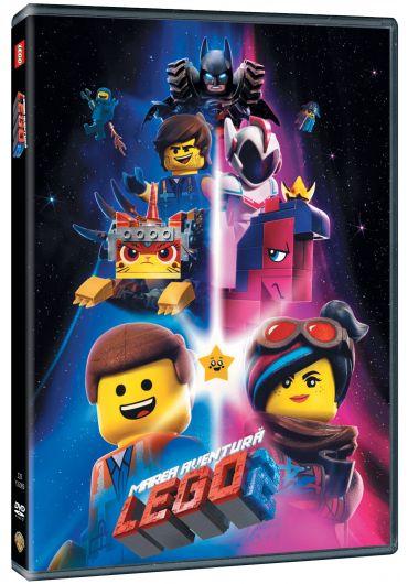 Marea aventura lego 2 DVD