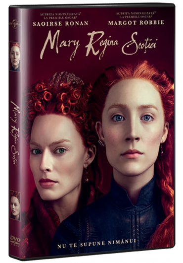 Mary Regina Scotiei DVD