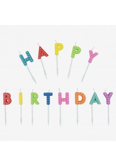 Lumanari party - Happy Birthday