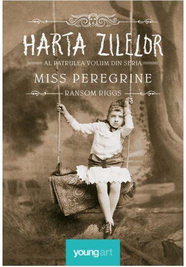 Miss Peregrine Vol. 4. Harta zilelor