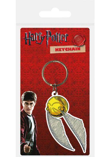 Breloc cauciuc Harry Potter - Golden Snitch