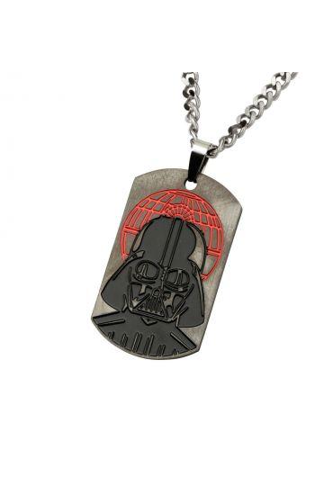 Lant si Pandativ Darth Vader Dog Tag