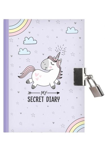 Jurnal - My Secret Diary - Unicorn