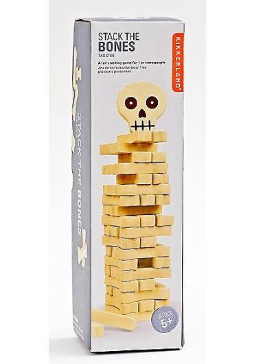 Joc - Stack the bones game