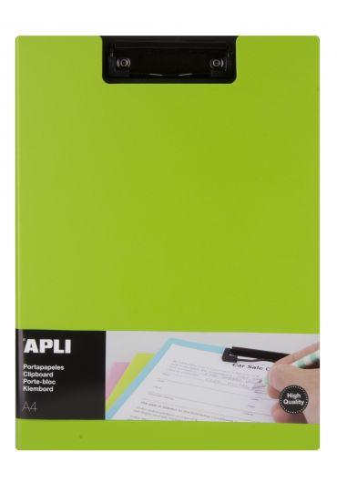 Clipboard dublu A4 verde