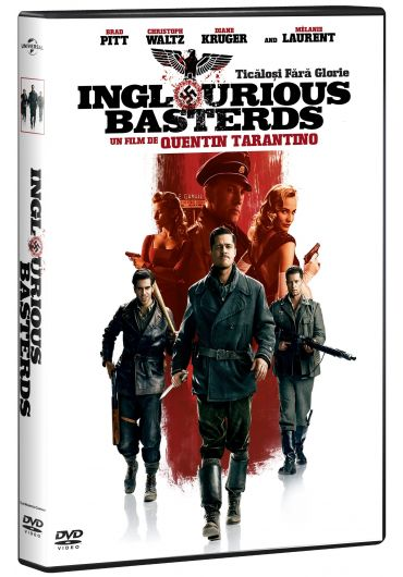 Ticalosi fara glorie/Inglorious Basterds DVD