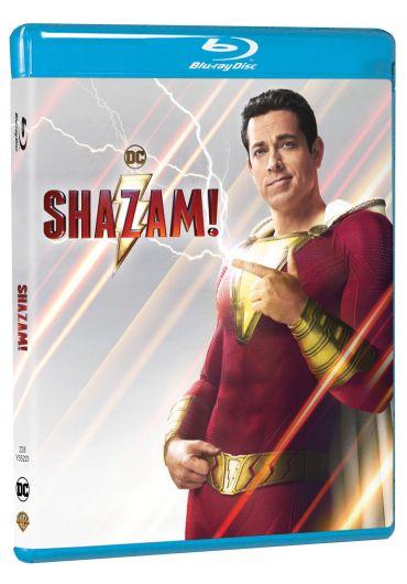 Shazam! BD