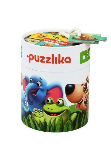 Puzzle Cubika, Familia Potrivita