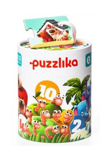 Puzzle Cubika, Sa Ne Numaram Prietenii