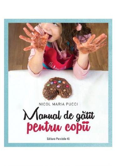 Manual de gatit pentru copii