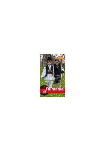 Ghid turistic Romania (spaniola)
