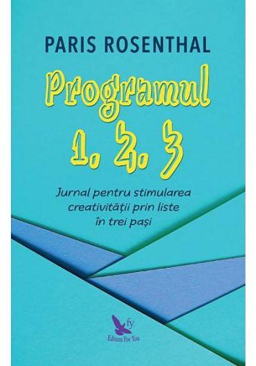 Programul 1, 2, 3. Jurnal pentru stimularea creativitatii prin liste in trei pasi