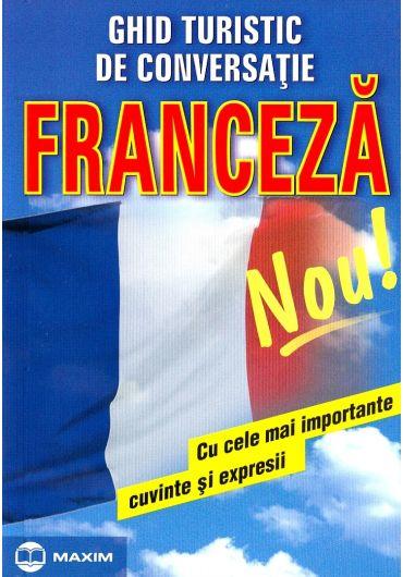 Ghid turistic de conversatie - Franceza