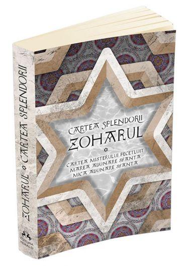 Zoharul. Cartea Splendorii. Cartea Misterului Pecetluit, Marea Adunare Sfanta si Mica Adunare Sfanta