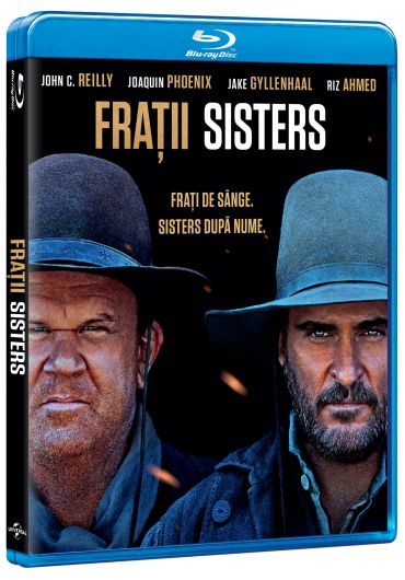 Fratii Sisters / The Sisters Brothers BD