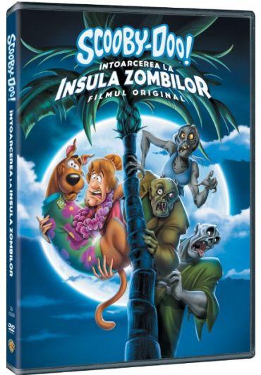 Scooby-Doo! Intoarcerea la insula zombilor DVD