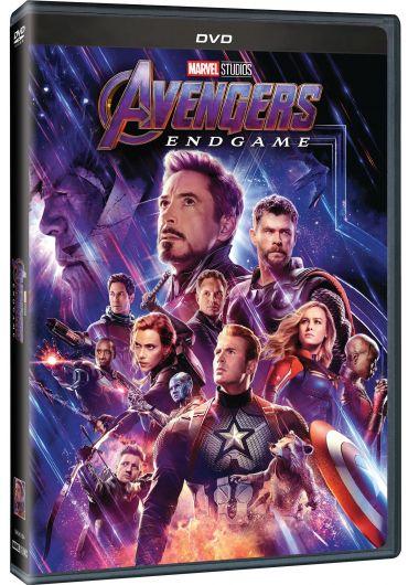 Razbunatorii - Sfarsitul jocului DVD