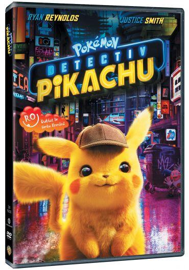 Pokemon Detectiv Pikachu DVD
