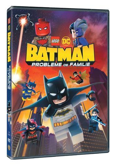 Lego DC. Batman - Probleme de familie DVD