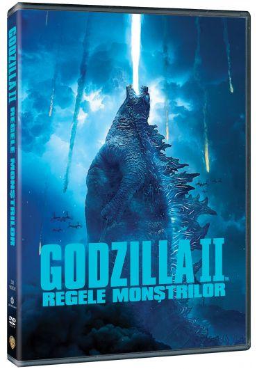Godzilla II - Regele Monstrilor DVD