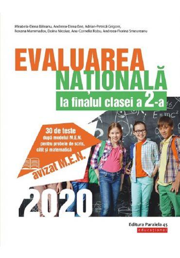 Evaluarea Nationala 2020 la finalul clasei a II-a, scris, citit si matematica