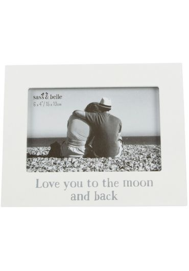 Rama foto - Love you to the moon and back