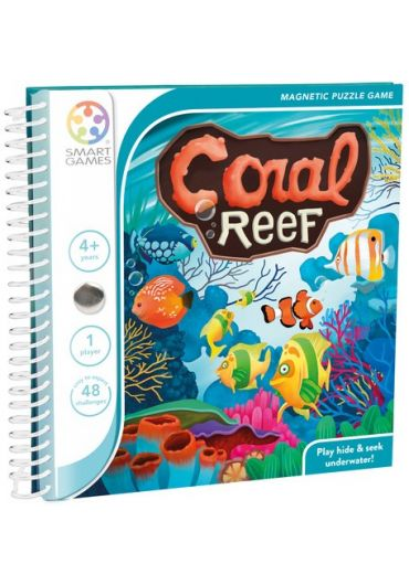 Puzzle magnetic Coral Reef