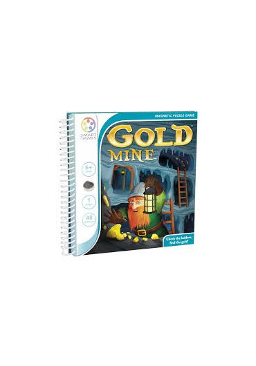 Puzzle magnetic Gold Mine