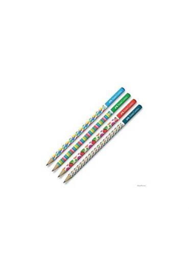 Creion grafit HB fara guma Bubbles
