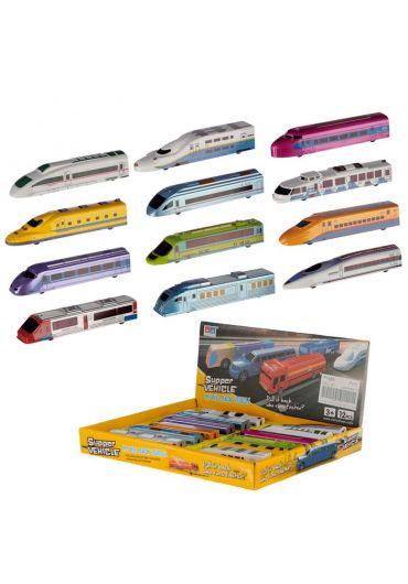Tren mini - Super Train Pull back