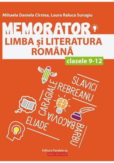 Memorator limba si literatura Romana clasele IX-XII ed II