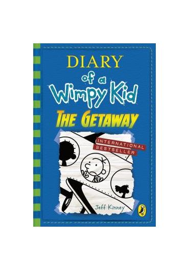Diary of a Wimpy Kid, The Getaway vol.12