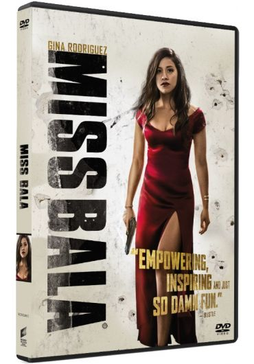 Miss Bala DVD