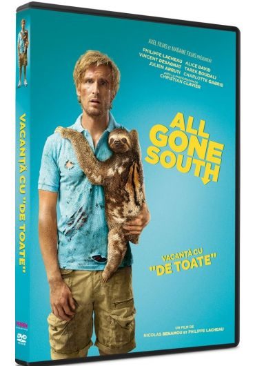 All Gone South/Vacanta cu de toate DVD