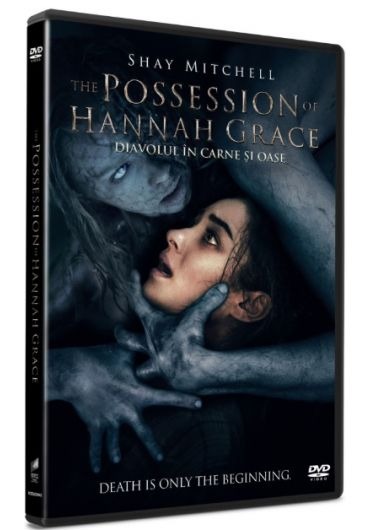 The Possession of Hannah Grace/Diavolul in carne si oase DVD