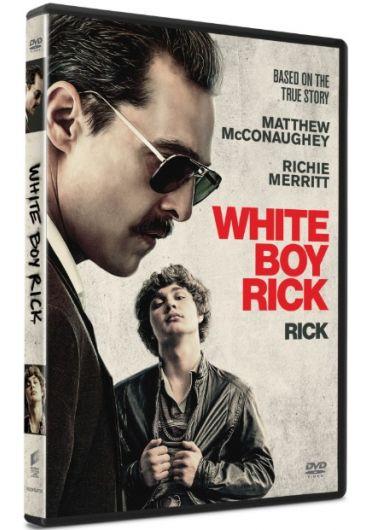 White Boy Rick/Rick DVD