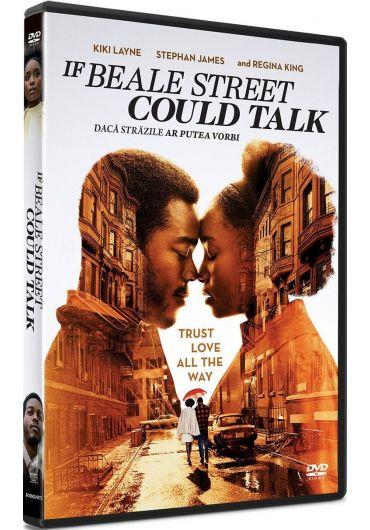 If Beale Street Could Talk/Daca strazile ar putea vorbi DVD