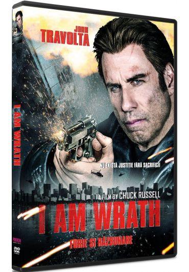 I Am Wrath /Furie si Razbunare DVD
