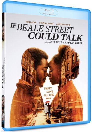 If Beale Street Could Talk/Daca strazile ar putea vorbi BD