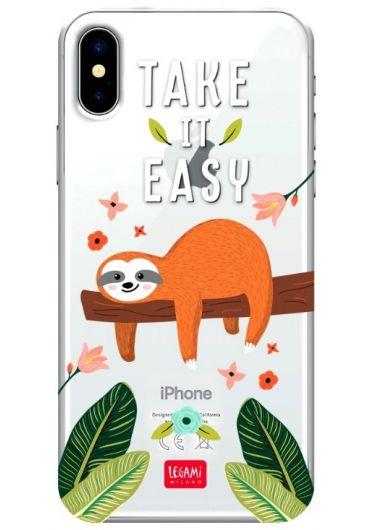 Carcasa Iphone X/XS - Sloth