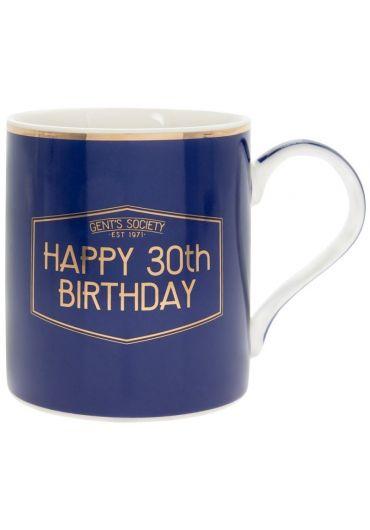 Cana - Gent's Society Happy 30TH Birthday