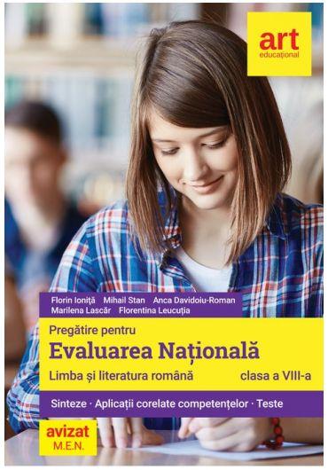 Evaluarea nationala 2019. Limba si Literatura Romana