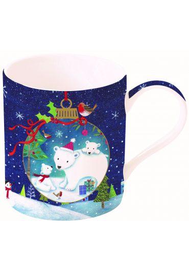Cana portelan - With love at Christmas Bears