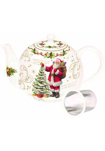 Ceainic cu infuzor - Magic Christmas