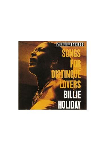 Billie Holiday - Songs For Distingue Lovers LP