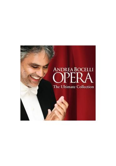 Andreea Bocelli - Opera - The Ultimate Collection CD