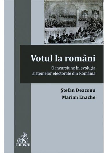 Votul la romani