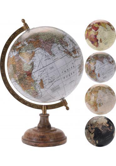 Glob pamantesc 20 cm - diverse modele